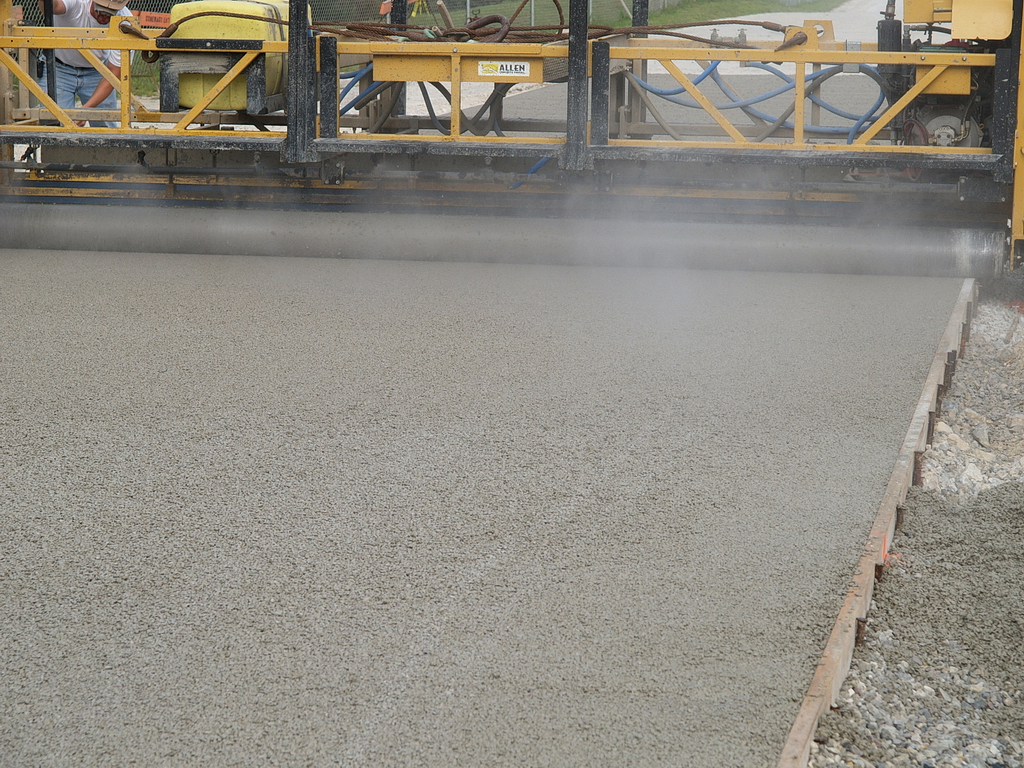 Conewago Enterprises Porous Concrete Paving