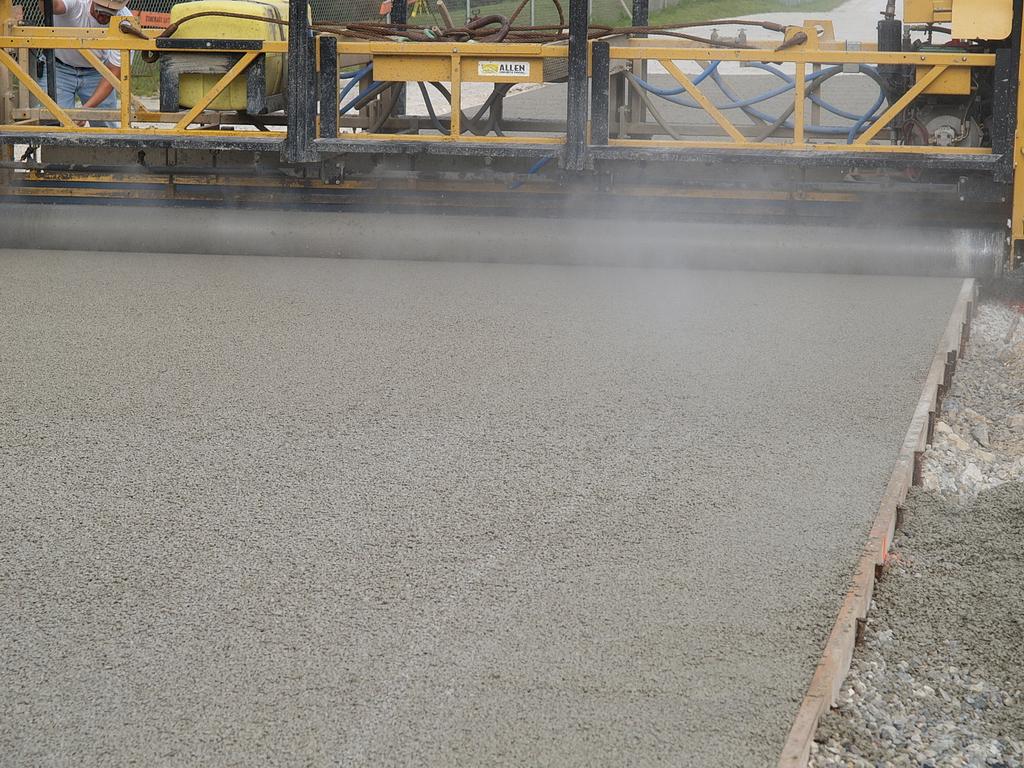 Conewago Enterprises Porous Concrete Paving