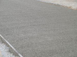Porous Concrete Paving