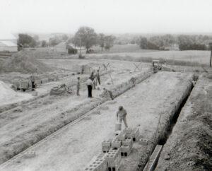Don & Tim - Conewago Contractors 1967